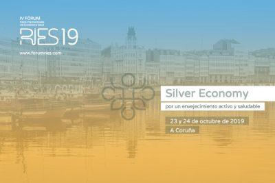 Fórum RIES19 A Coruña Silver Economy 23 y 24 de octubre 2019