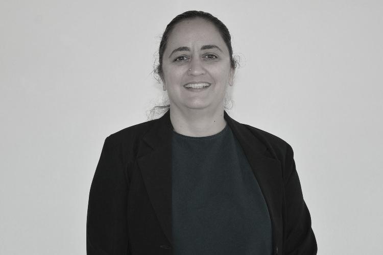 Gisela García-Álvarez gerente del CSG Cluster Saúde de Galicia