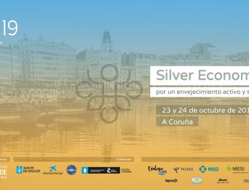 Más de 350 personas entran en el ecosistema de la Silver Economy a través del IV Fórum RIES19 del Cluster Saúde de Galicia